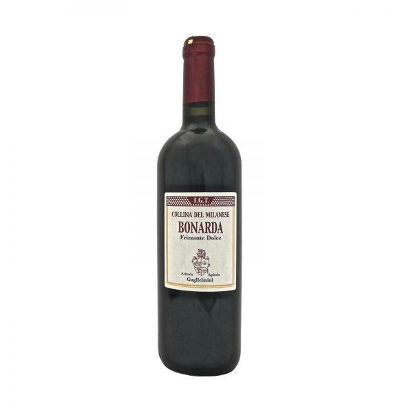 Vino Bonarda Colline del Milanese - Azienda Vitivinicola Vini Gugliemini Pavia Lodi Milano