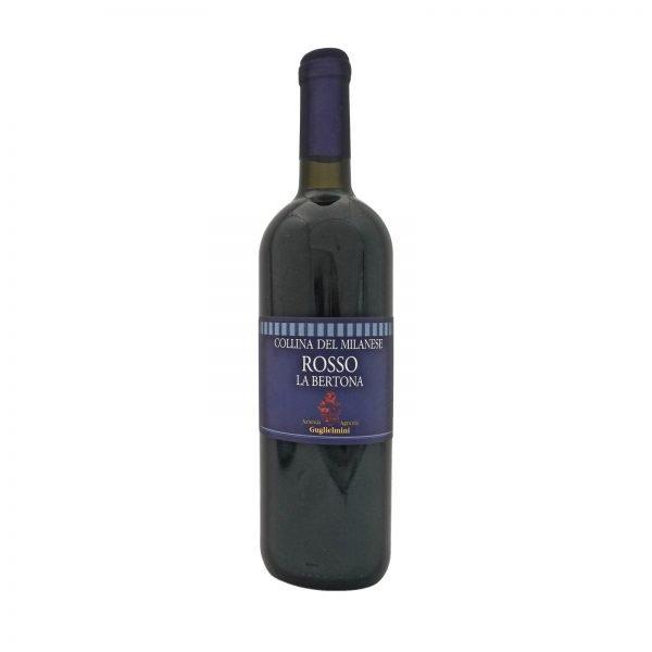 Vino Rosso La Bertona - Azienda Vitivinicola Vini Gugliemini Pavia Lodi Milano