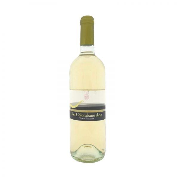 Vino San Colombano Bianco Frizzante - Azienda Vitivinicola Vini Gugliemini Pavia Lodi Milano