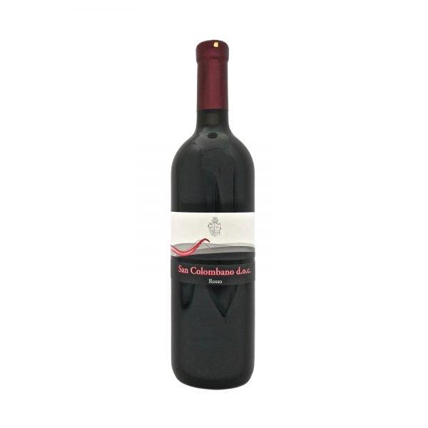 Vino San Colombano Rosso - Azienda Vitivinicola Vini Gugliemini Pavia Lodi Milano